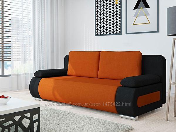 Недорогой диван. Еврокнижка. Прочные материалы. Доставка. Гарантия
