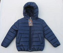 Курточка для мальчика. Темно синяя Размер 86,92,98,104,110,116,122,128
