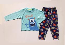 Трикотажные пижамы для мальчиков 1,5-8лет PRIMARK