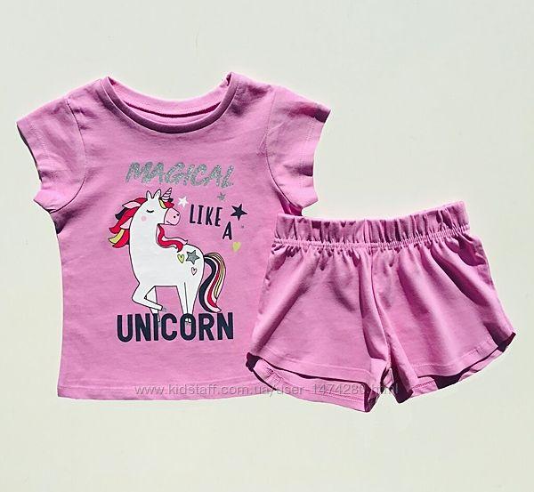Комплект пижама для девочек и мальчиков 1. 5-12лет Primark