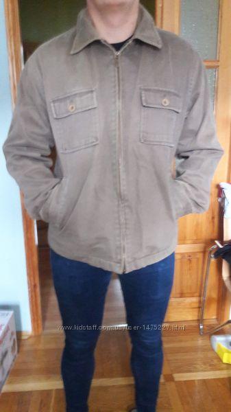 Куртка мужская, пр-во Турция, в хорошем состоянии