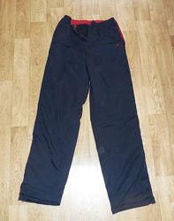 утепленные спортивные брюки штаны