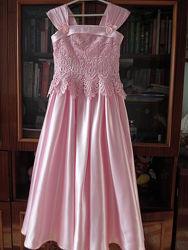 Нарядное платье для девочки 9-12 лет