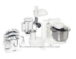 Новый фирменный кухонный комбайн из Германии Bosch MUM4875EU с гарантией