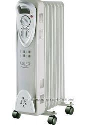 Новый масляный обогреватель из Европы Adler AD7807 с гарантией