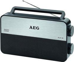 Новый стильный радиоприемник из Германии AEG TR4152 с гарантией