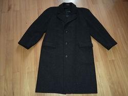 Стильное английское пальто Kynoch keith scotland. Размер 52-56. Шерсть