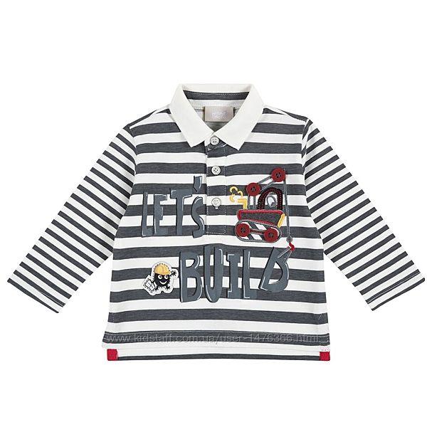 рубашка  -поло chicco