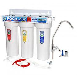 Система очистки воды РОСА 232 для мягкой воды
