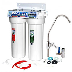 Система очистки воды РОСА 221 Дуэт для жесткой воды