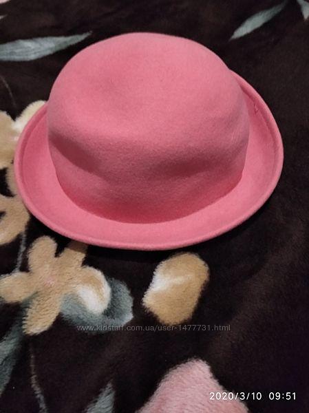 Шляпка-котелок h&m