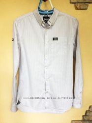 Рубашка приталенная Superdry оригинал, р. S