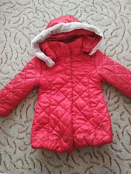 Курточка на рост 92 98 см