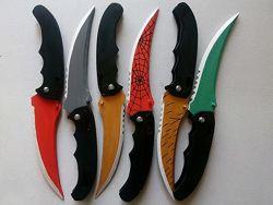 Деревянный сувенирный Складной нож из игры CSGOручная работа