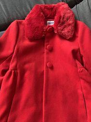 Продам пальто Mayoral на девочку 9-10лет