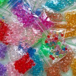 Фишболы для слаймов 11 цветов