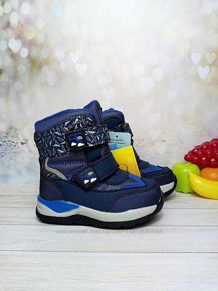 Сноубутсы, сапоги, черевики зимові Tom. m