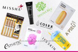 СП корейской косметики beautynetkorea  акции пробники sweetcorea