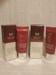 Missha bb-cream M Perfect Cover20 ml, SPF42PA хит продаж во всем мире