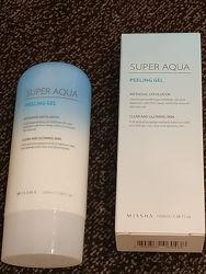 Пилинг-гель для лица MISSHA Super Aqua Peeling Gel для лучшего тона лица