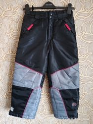 Отличные, теплые, зимние штаны для мальчика/ рост 128 см