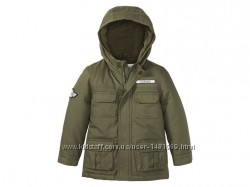 Куртка парка Lupilu by Cherokee 92 размера на мальчика