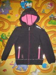 Куртка Softshell C&A на девочку на 4-5 лет