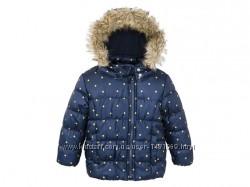 Демисезонная куртка lupilu by cherokee 92 размера для девочки