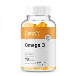 Рыбий жир OstroVit Omega-3 90 caps омега 3