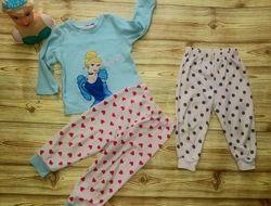 пижама флис George Carters 9 12 18 месяцев