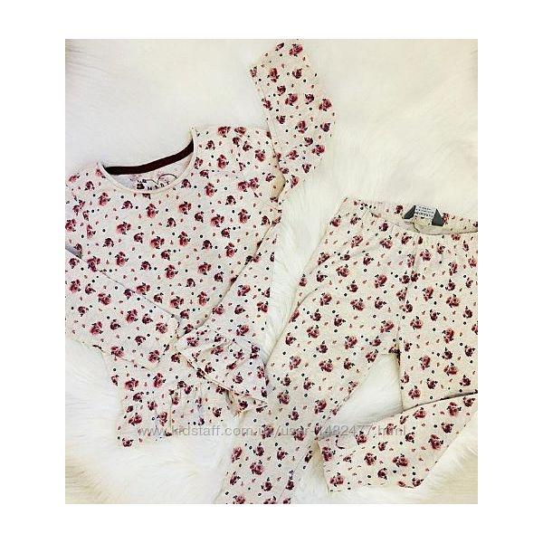 пижама хлопок флис Холодное сердце Disney George