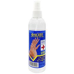 Антисептик для рук и кожи в спрее Фасепт 250 мл