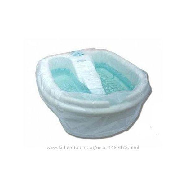 Чехлы на ванночку для педикюра без резинки поштучно