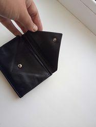 Кожаный кошелек отличное состояние
