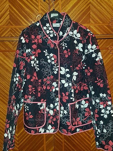 Куртка стеганная на синтапоне Kim RogersСША, оригинал р. 50-52
