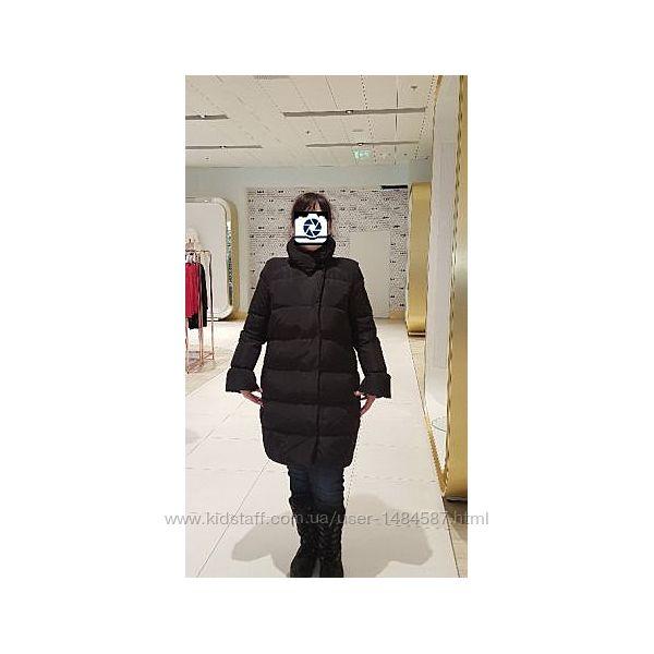 Зимнее пуховое стеганое пальто Patrizia Pepe