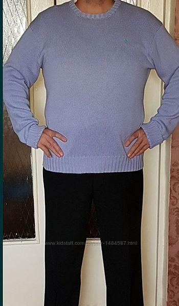 Хлопок Polo Ralph Lauren оригиналр. XXL 60-64 свитер джемпер муж