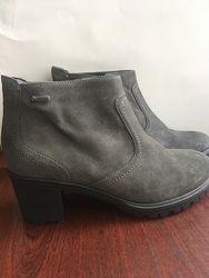 ботинки замшевые ARA GORE-TEX демисезон р 37. 5
