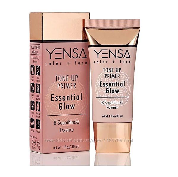 Увлажняющий праймер, база под макияж Yensa, скрывает поры и разглаживает