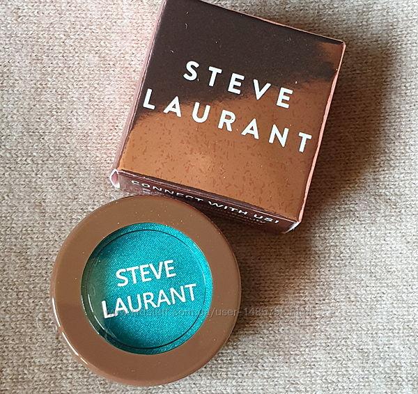 Тени для век Steve Laurant, цвет морской волны