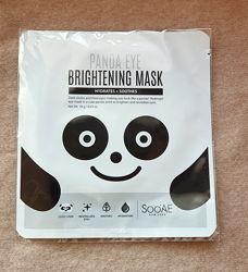 Гидрогелевая увлажняющая маска SooAe для глаз, переносицы и лба