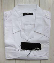 Рубашка белая офицерская CPGEAR