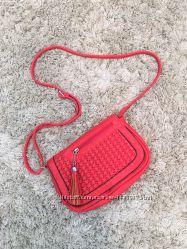 Сумка красная H&M