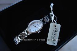 Cуперскидка женские часы с 60 бриллиантами бренда bulova