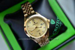 Женские часы с бриллиантами croton