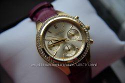 Bulova caravelle женские часы хронограф с кристаллами сваровски