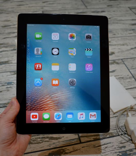 Планшет Apple iPad 2 16GB A1396 Wi-Fi 3G
