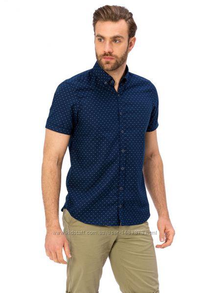 Мужская рубашка от известного бренда LC Waikiki