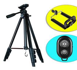 Штатив для фотоаппарата и Телефона A608 - 144 см
