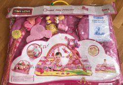 Развивающий коврик с дугами Tiny Love Princess